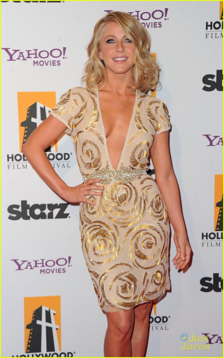 julianne hough hollywood film awards 13