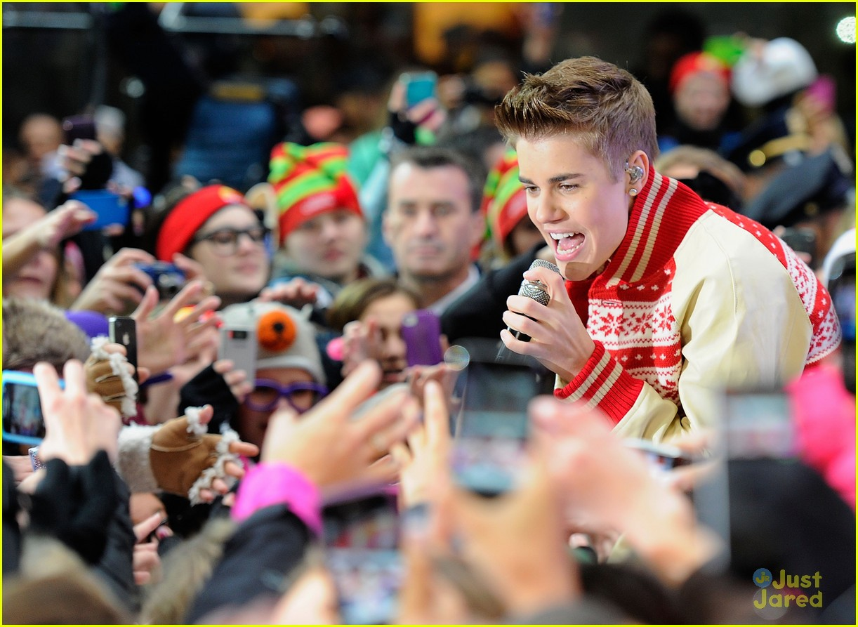 justin bieber today show 01