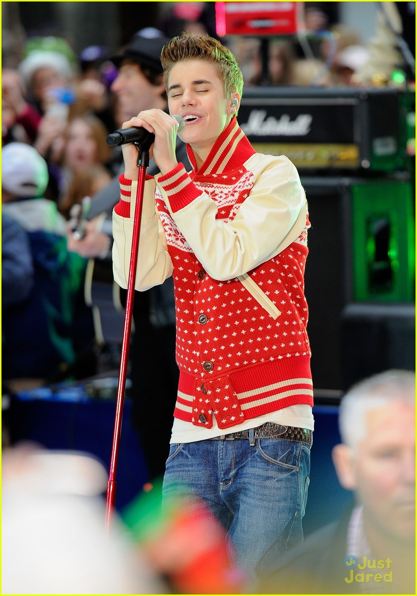 justin bieber today show 02