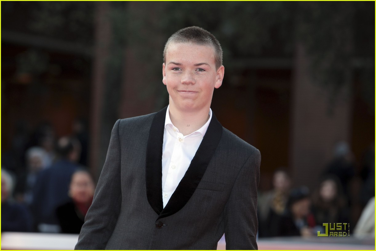 will poulter wildbill rome 07