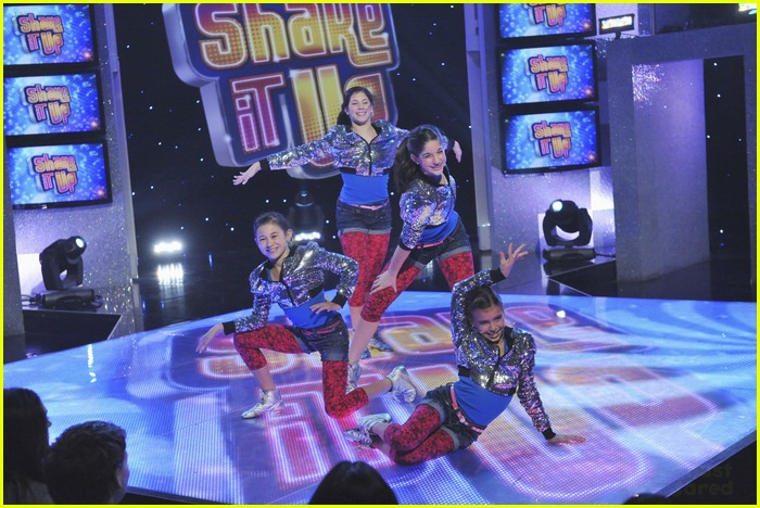 AKSquared Guest Star on Shake It Up! | Photo 449666