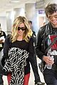 ashley tisdale martin lax arrival 02