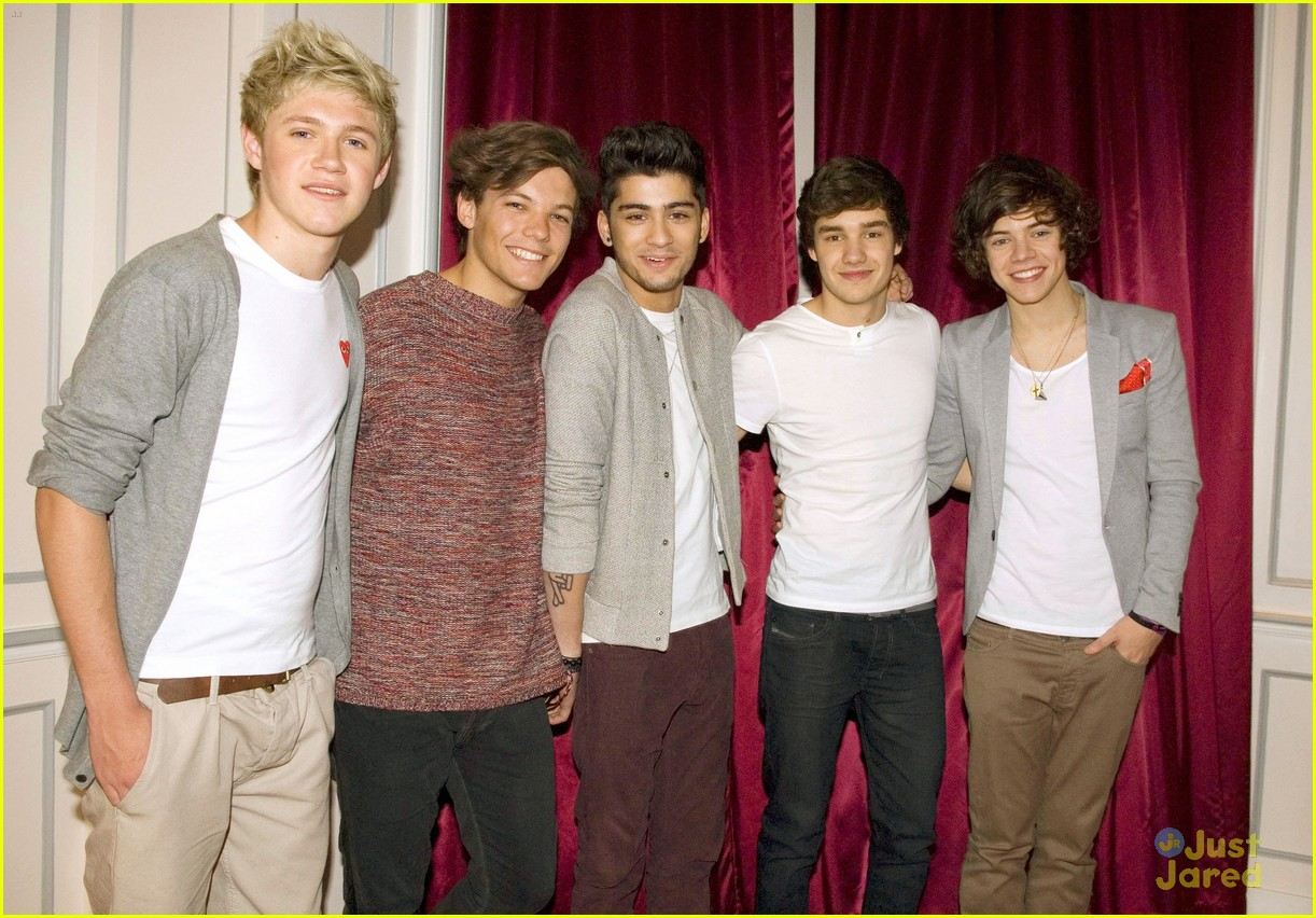 One direction upcoming today show appearance photo 460230 one direction today show 01 m4hsunfo