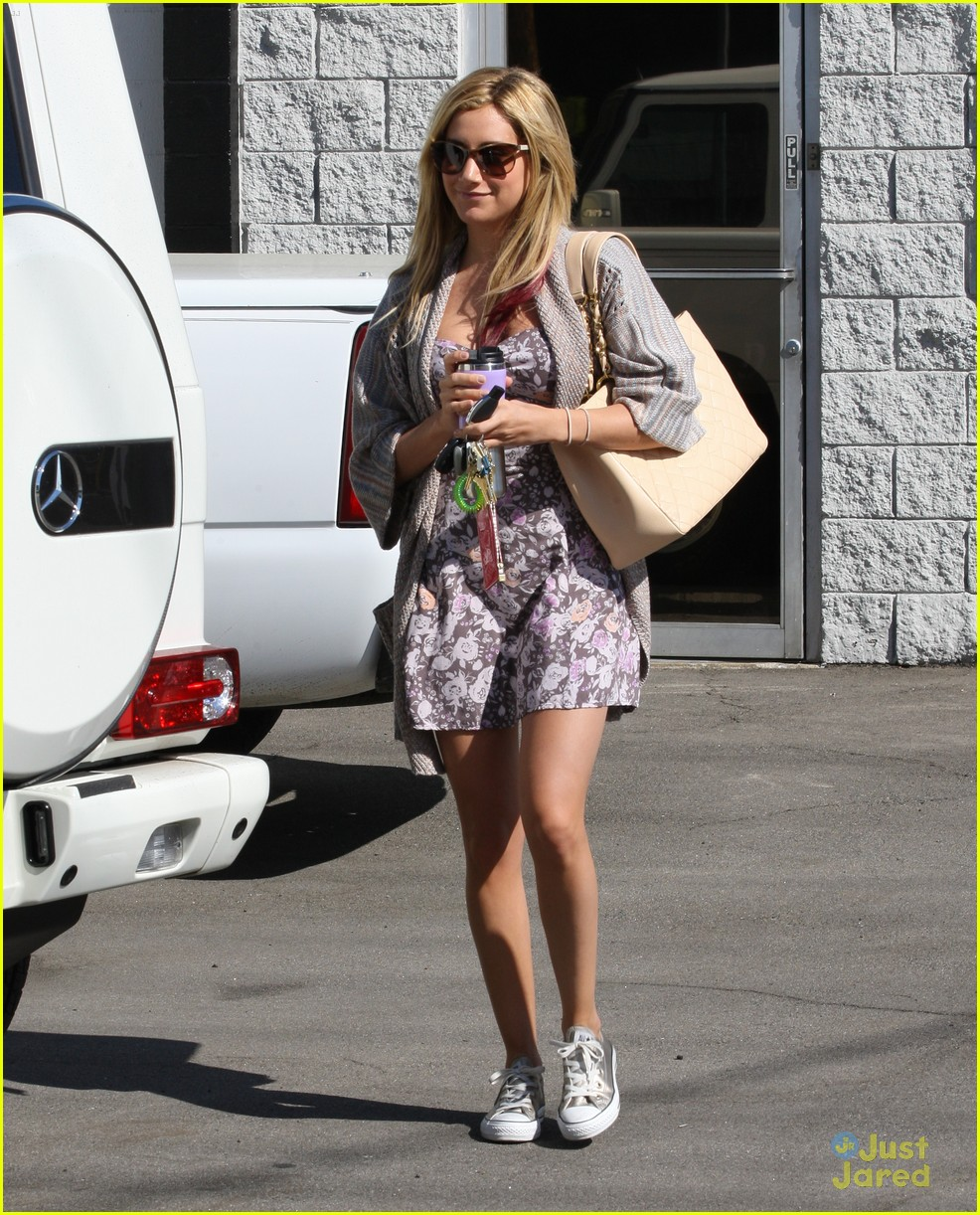 ashley tisdale studio stop 09