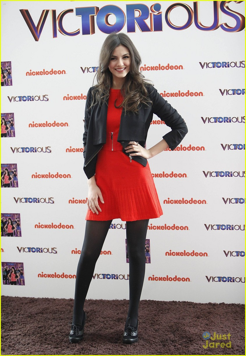 Victoria Justice Victorious In Madrid Photo 461253