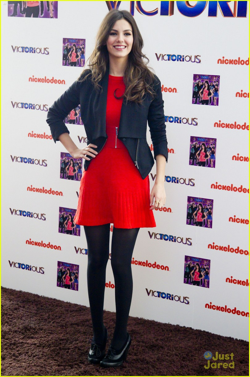 Victoria Justice Madrid Victorious 06