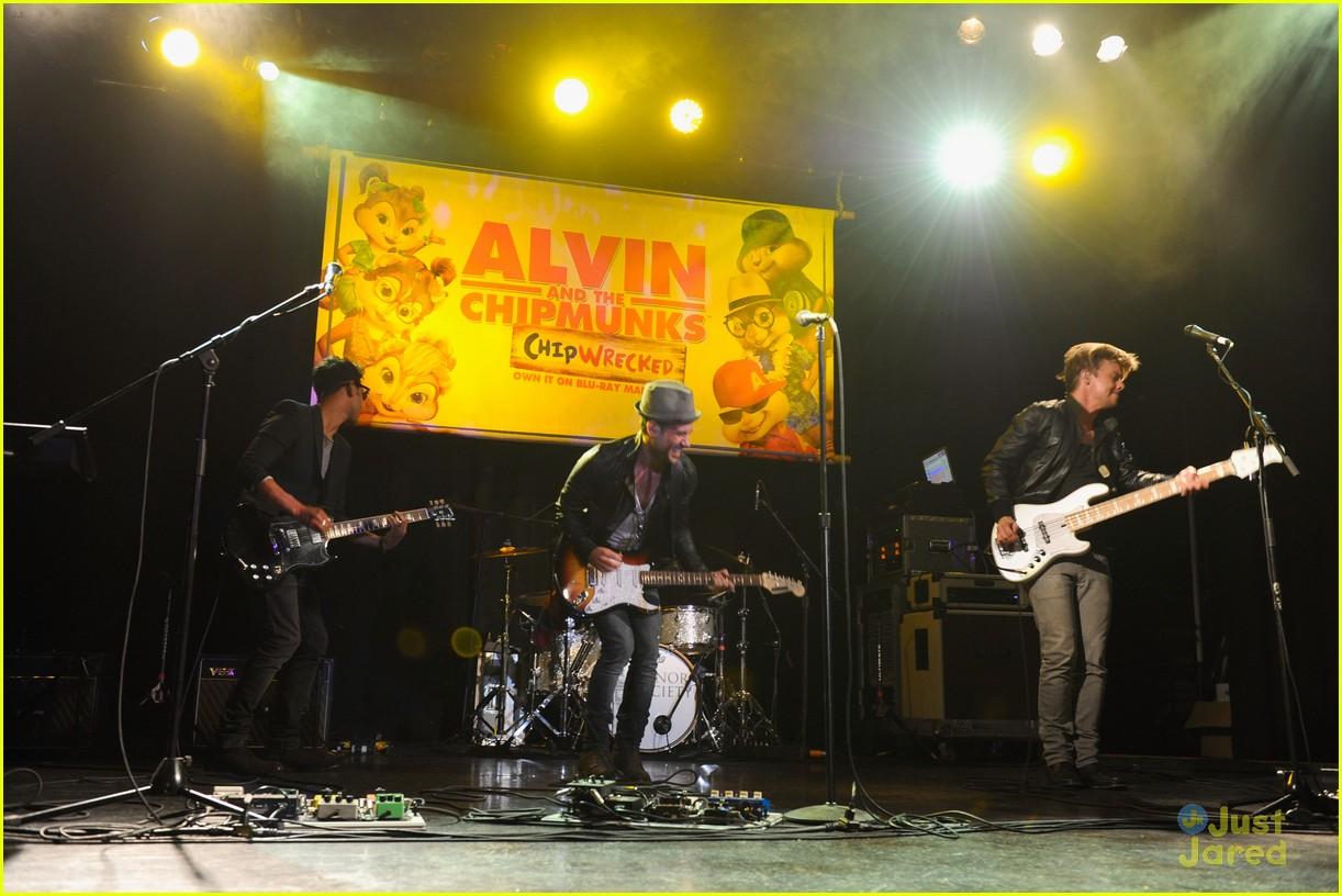honor society alvin dvd 07