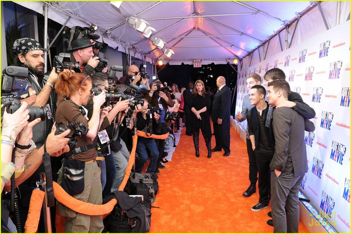 James Maslows Big Time Movie Date Fox Photo 463352 Photo
