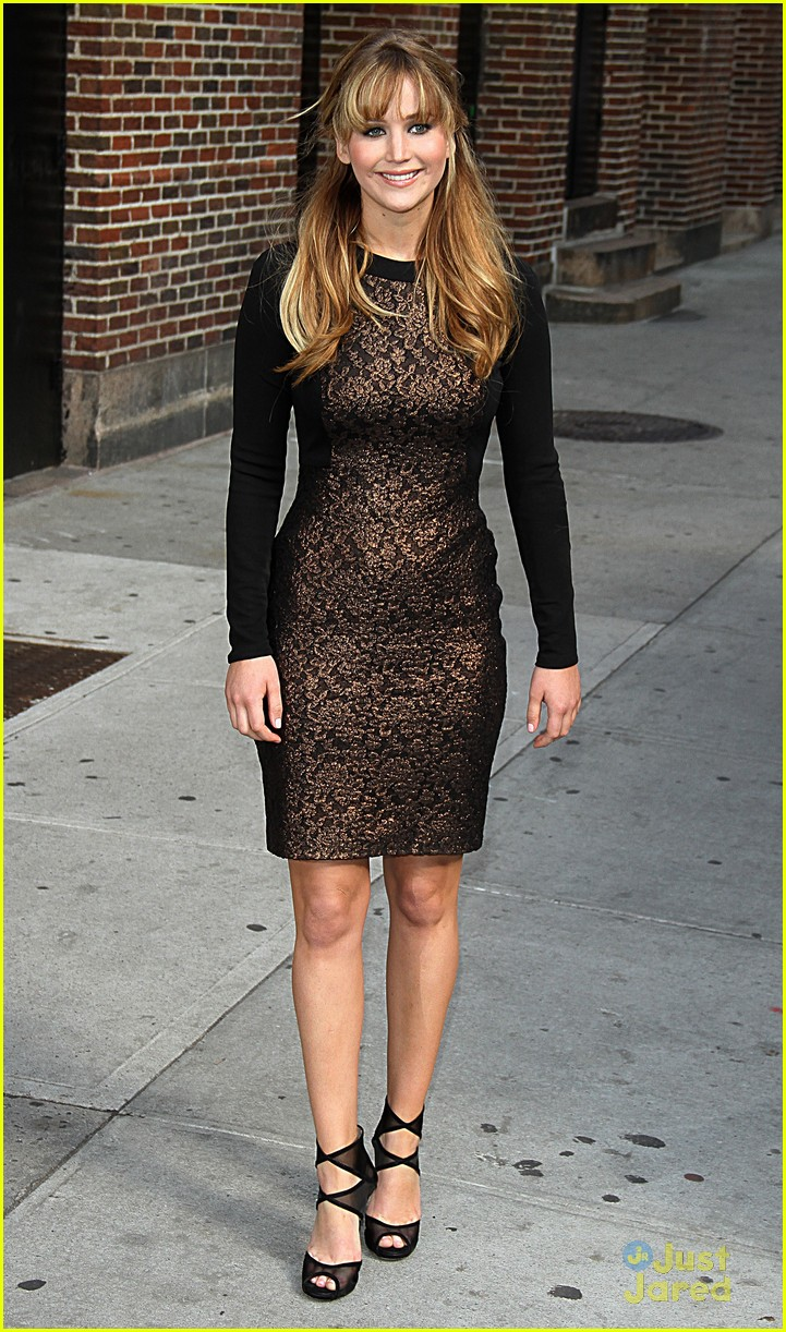 jennifer lawrence nyc thg 13