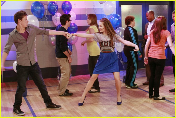 billy unger amp spencer boldman dancing rats photo