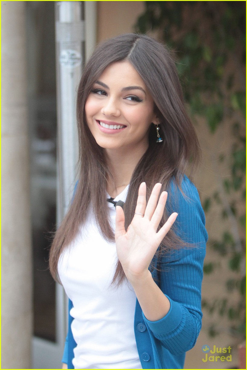 Feet Is a cute Victoria Justice naked photo 2017