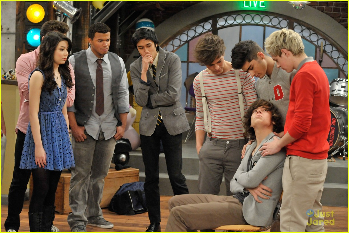 one direction icarly pics 09