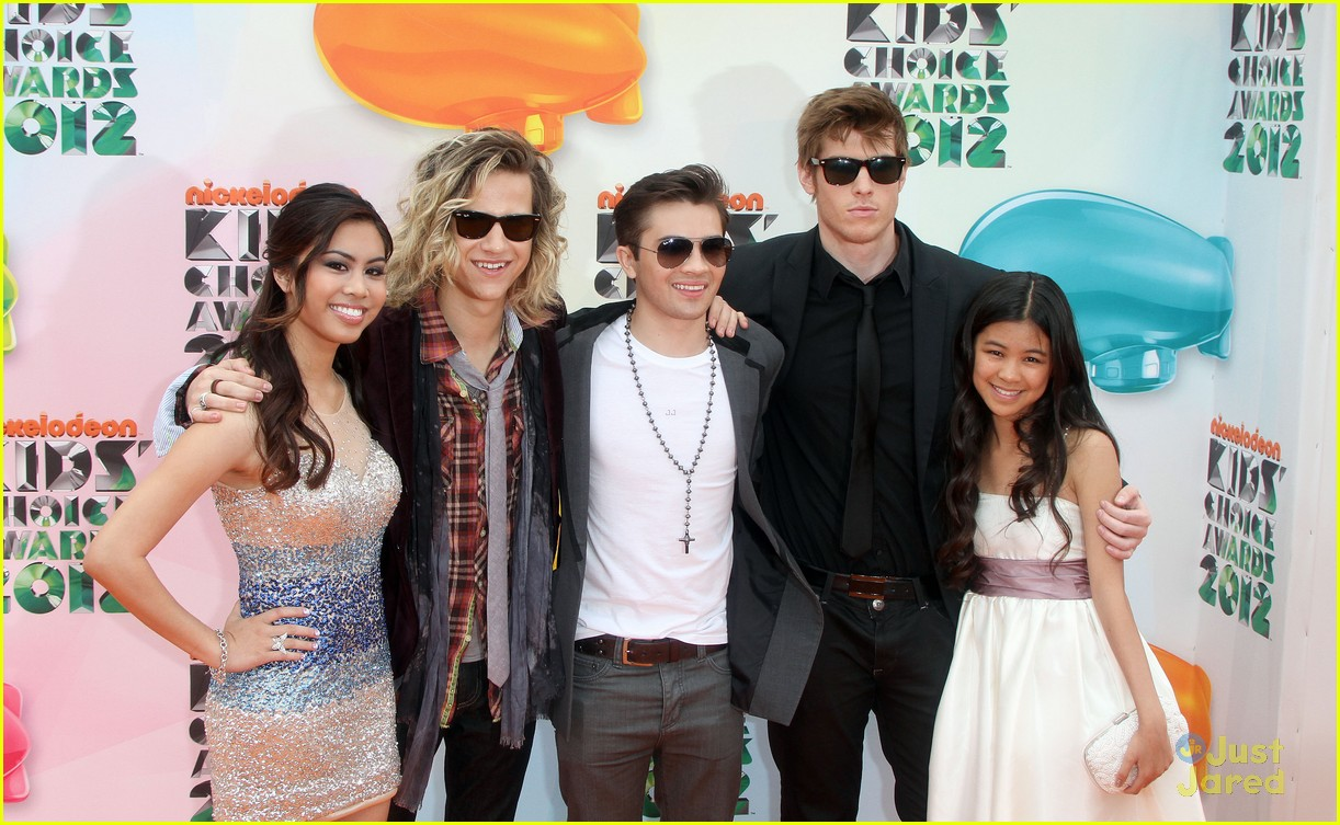 ashley argota kids choice awards 04