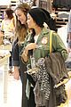brenda song shopping mall 04