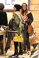 brenda song shopping mall 08