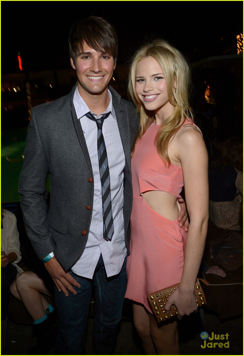 Halston sage dating james maslow 2012