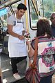 joe jonas meaghan martin food truck 02