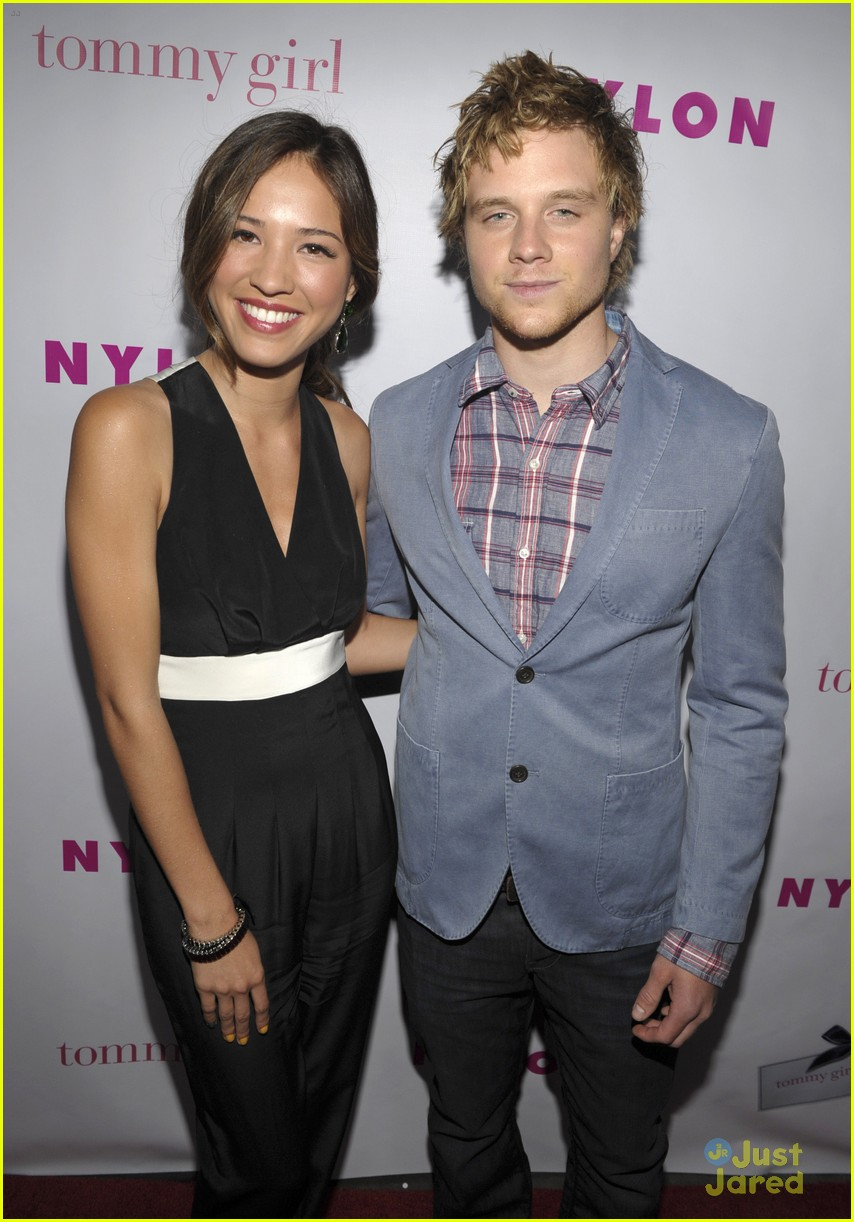 kelsey chow nylon party 04