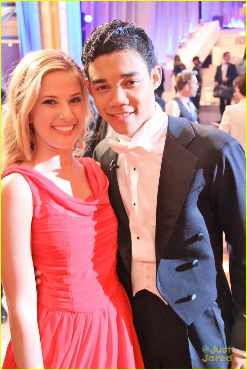 Roshon and chelsie dating