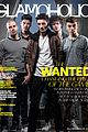 the wanted glamoholic cover 06