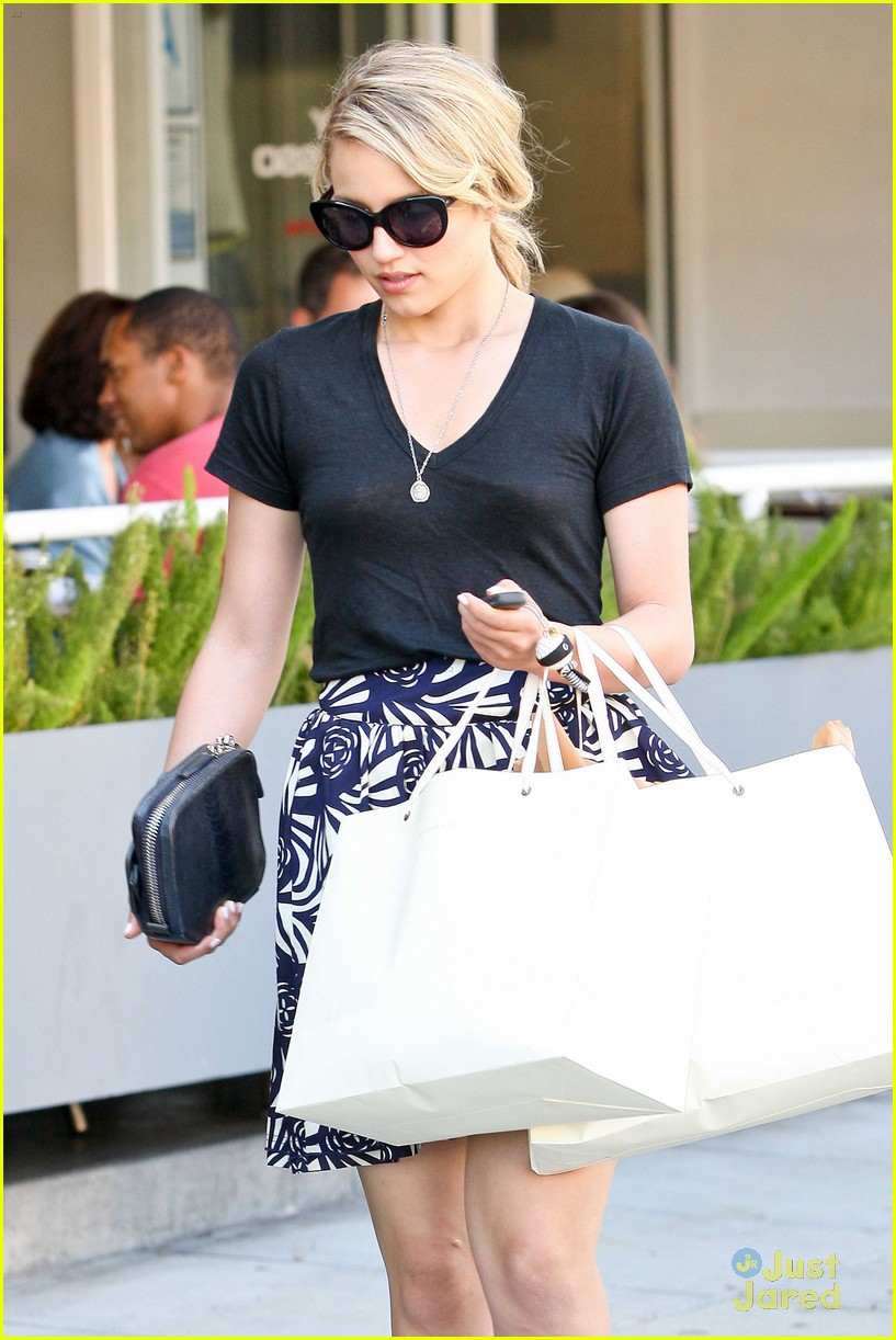 dianna agron henry joost date 10