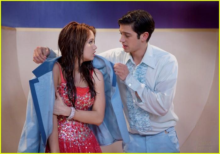 Debby ryan and chris galya dating