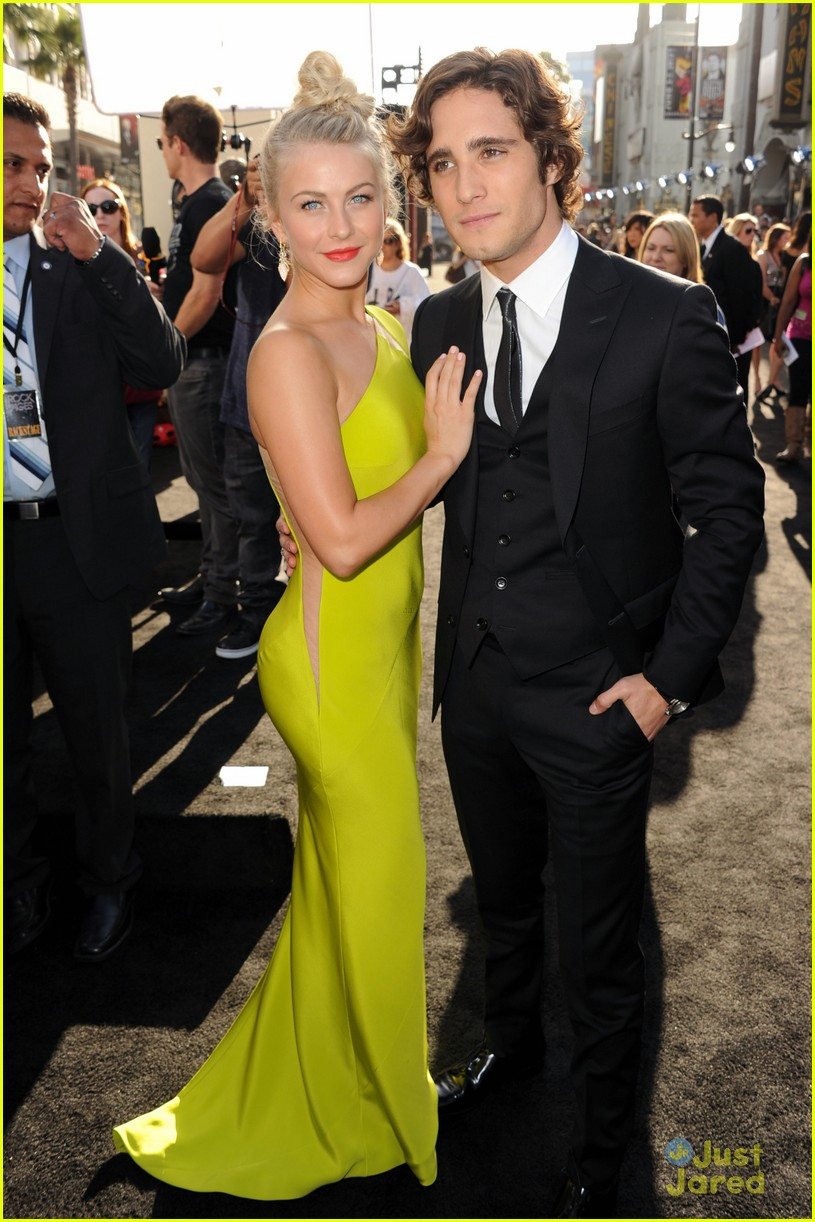 julianne hough roa la 16