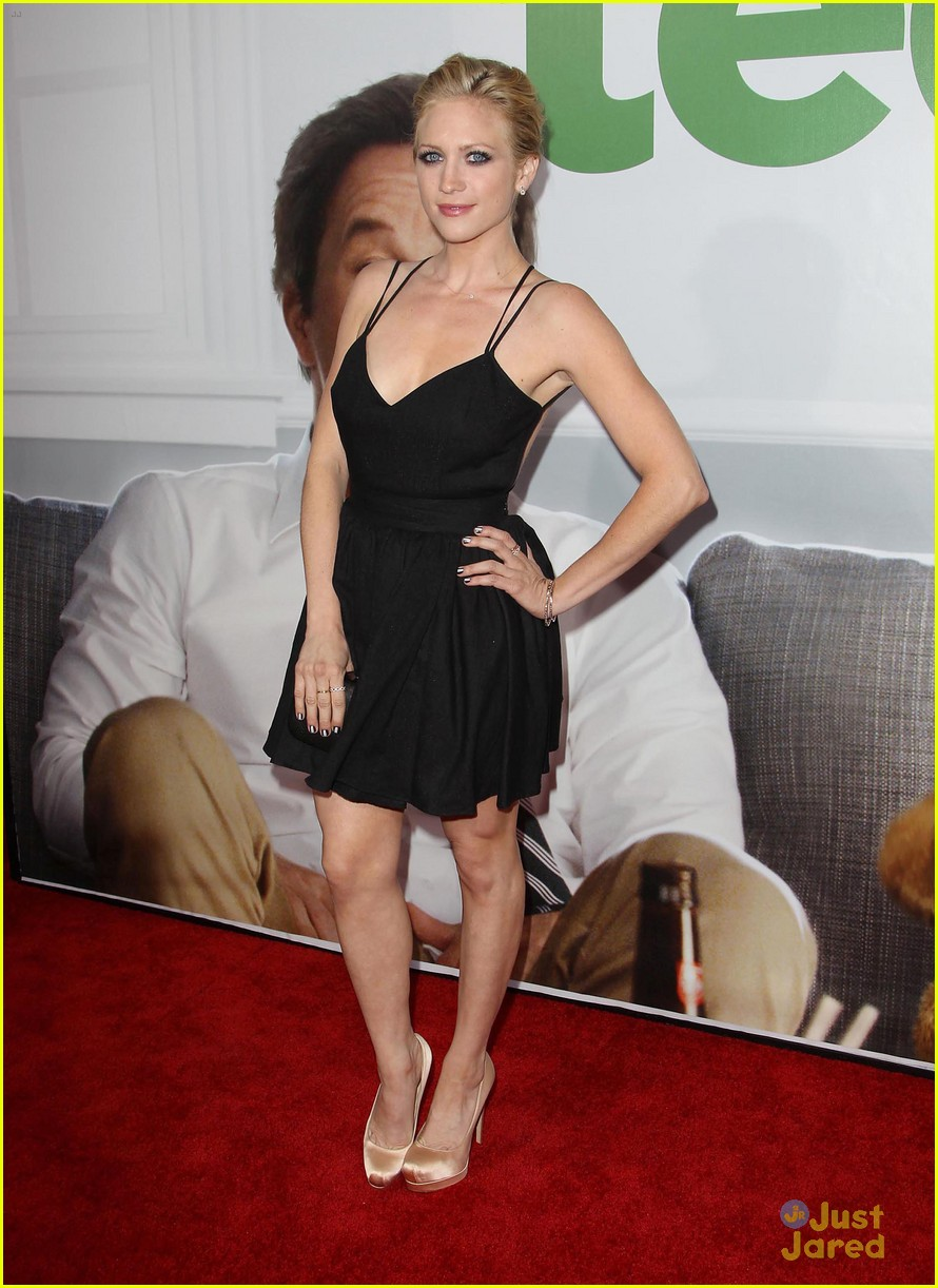brittany snow ted premiere 11
