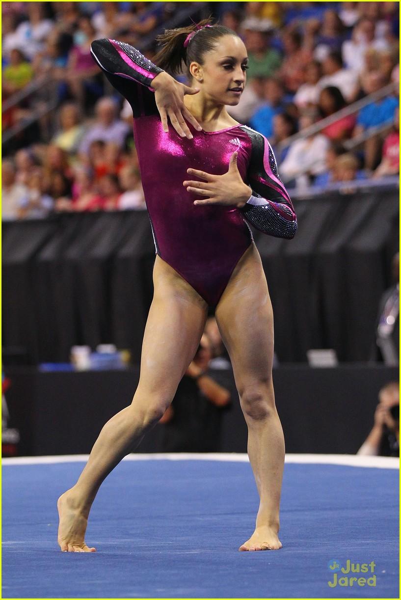 Meet The 2012 Olympic Women S Gymnastics Team Photo