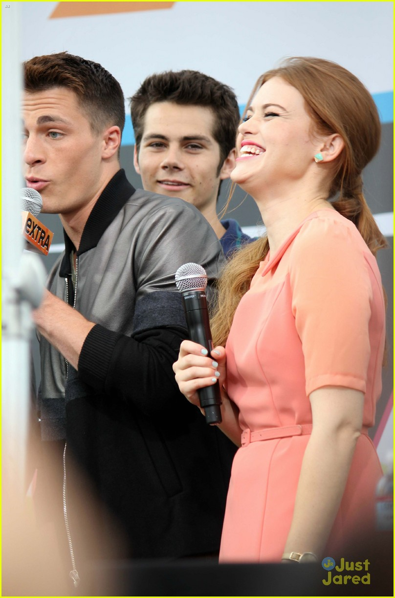 teen wolf red carpet 13