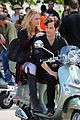 blake lively penn badgley vespa 28