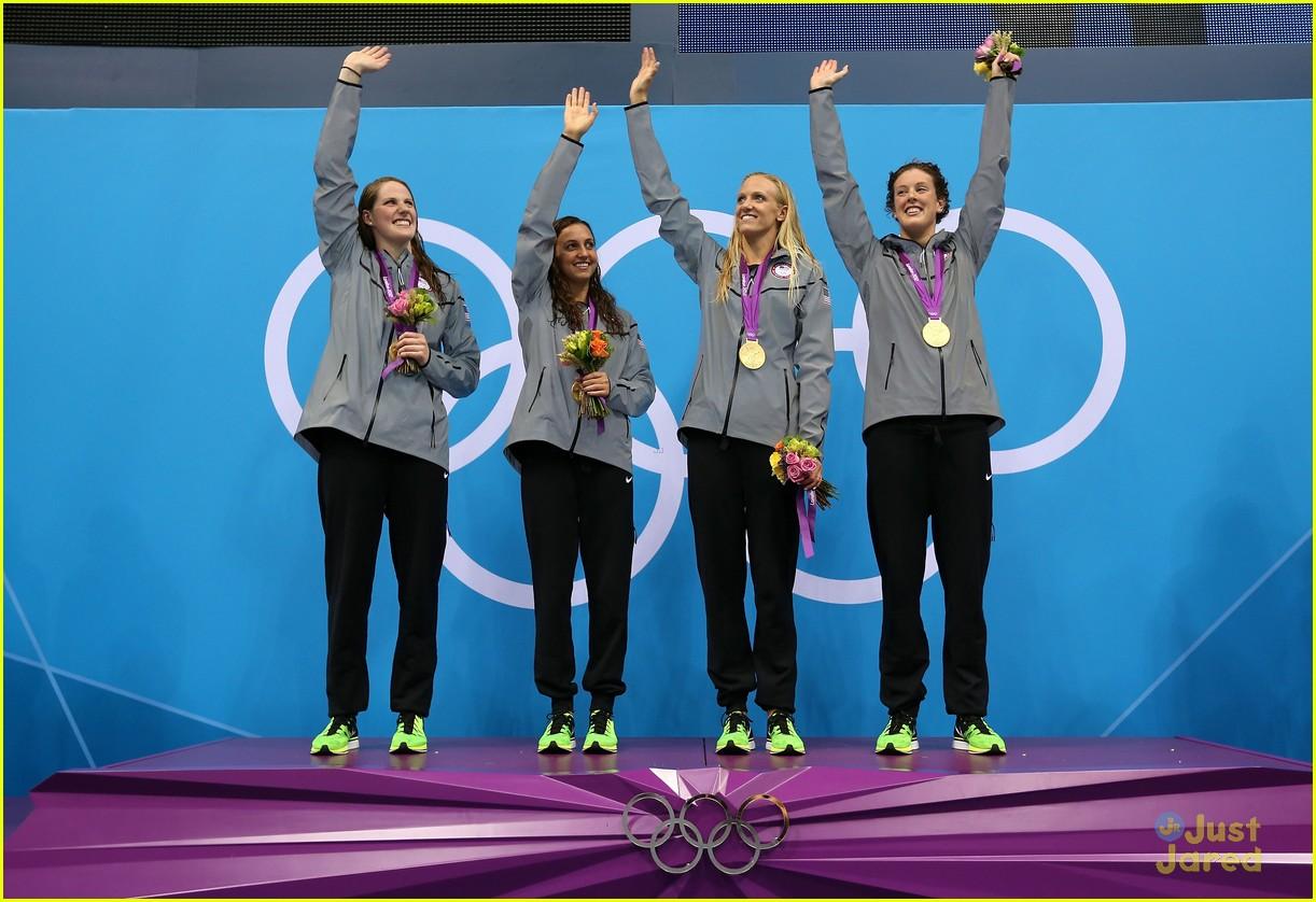 missy franklin olympics relay record 02