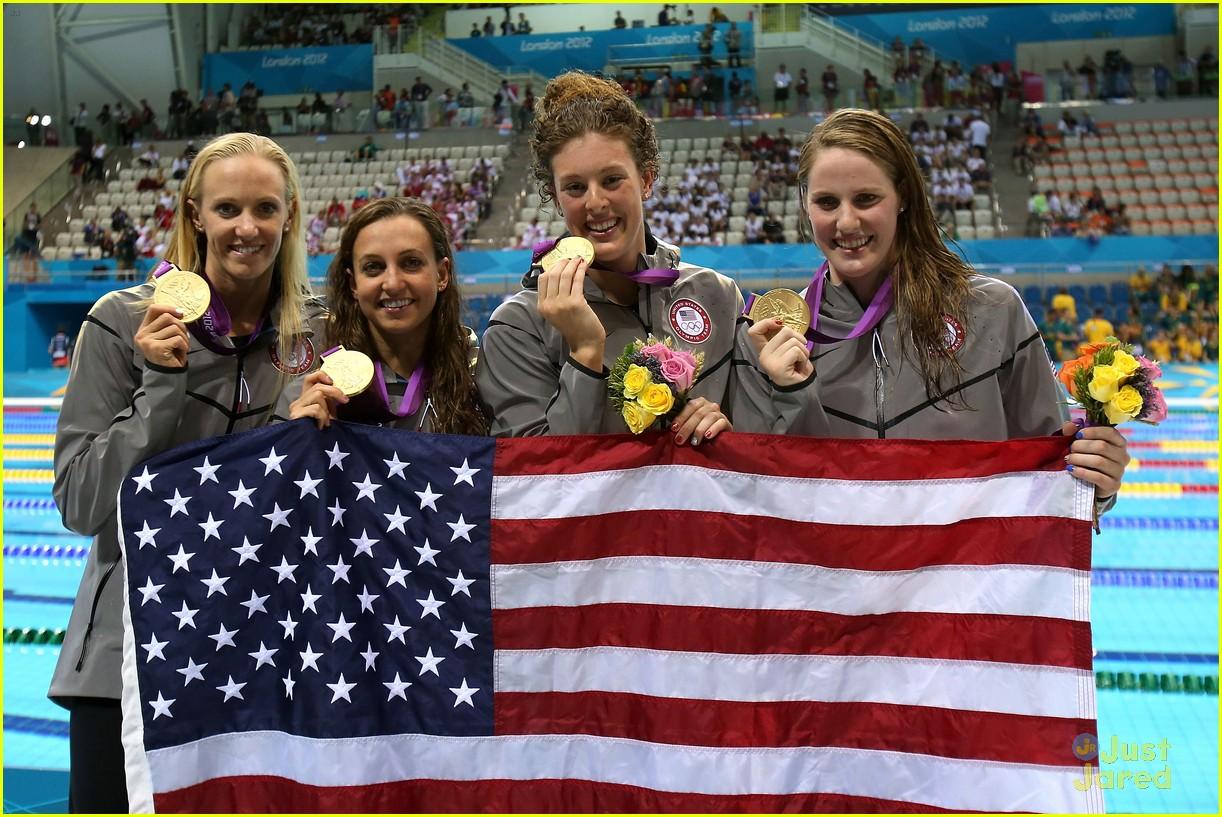 missy franklin olympics relay record 04
