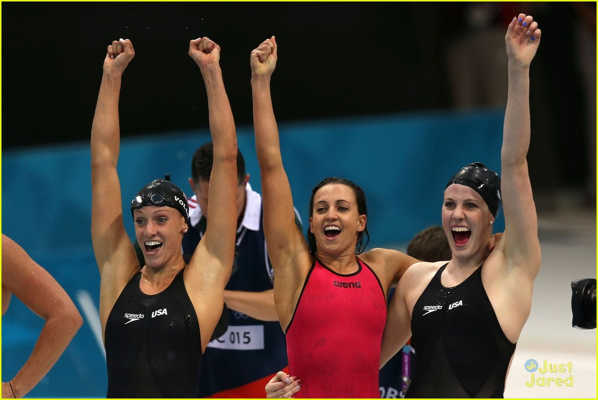 missy franklin olympics relay record 06