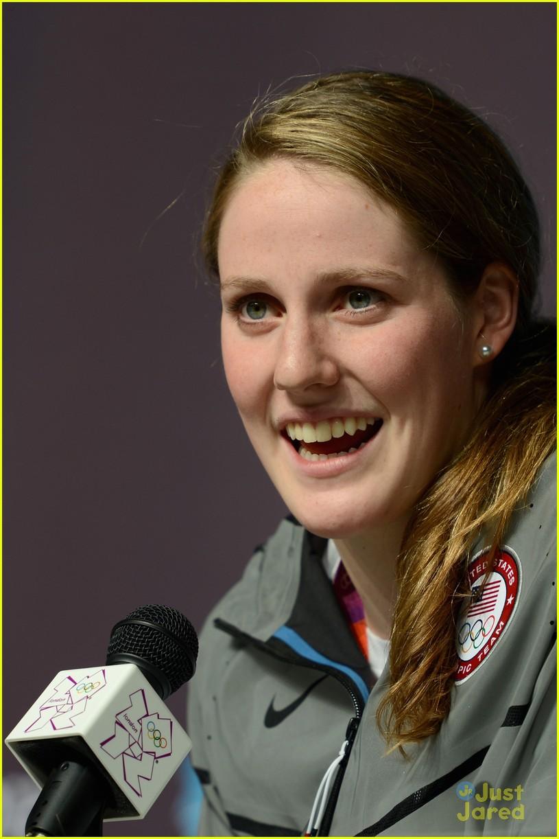 missy franklin olympics relay record 09