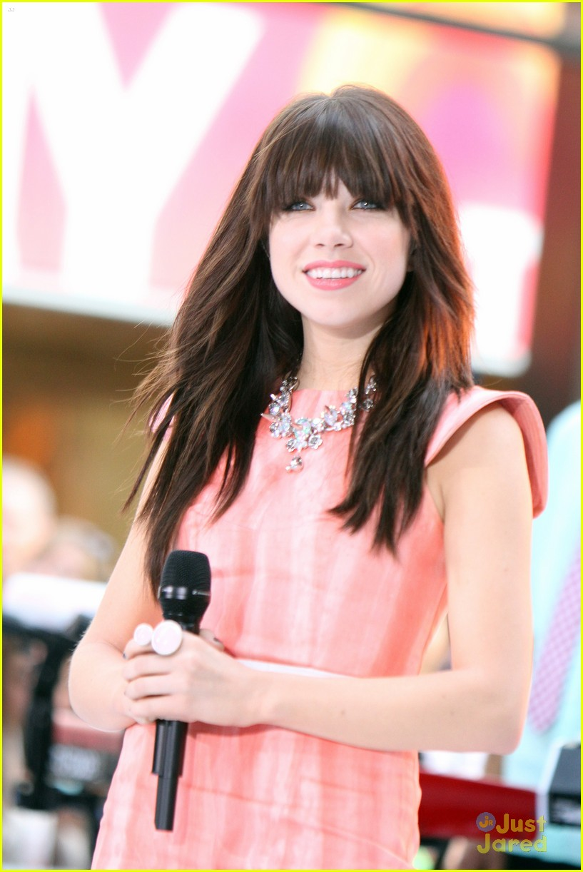carly rae jepsen today agt 08