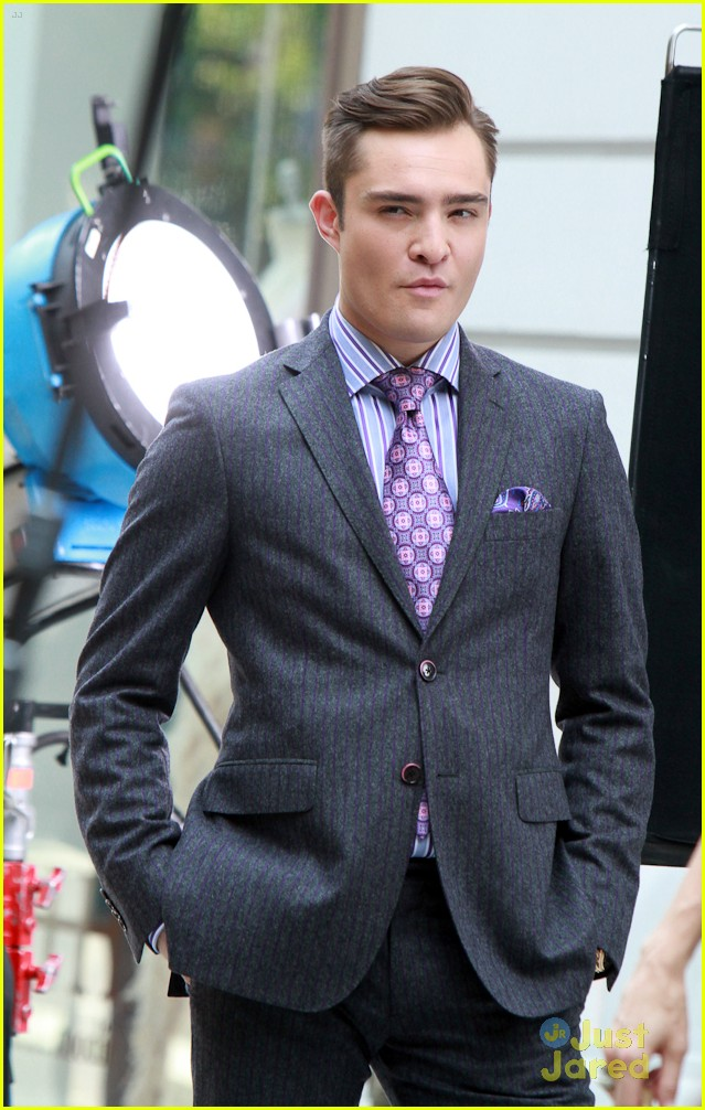 leighton meester ed westwick gg set 08