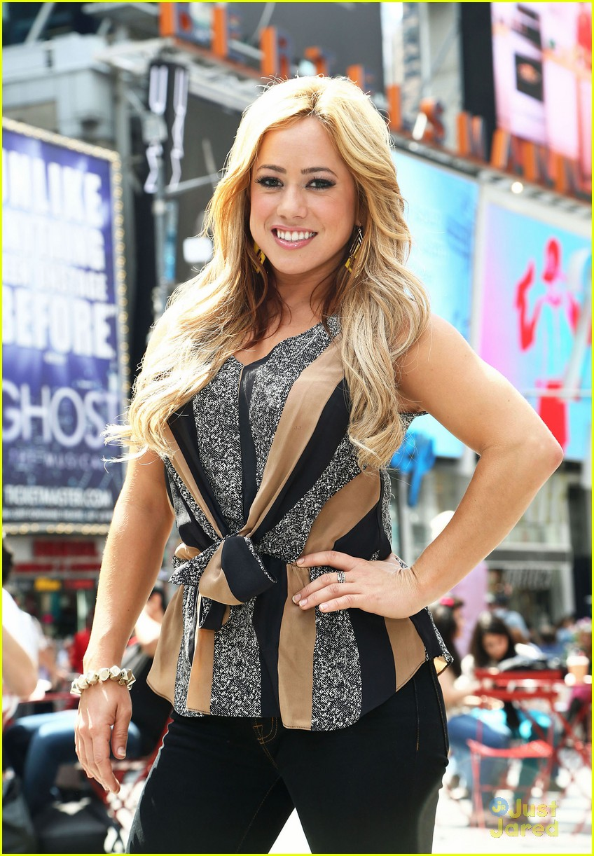 Watch Sabrina Bryan video