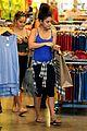 vanessa stella hudgens shopping sunday 07