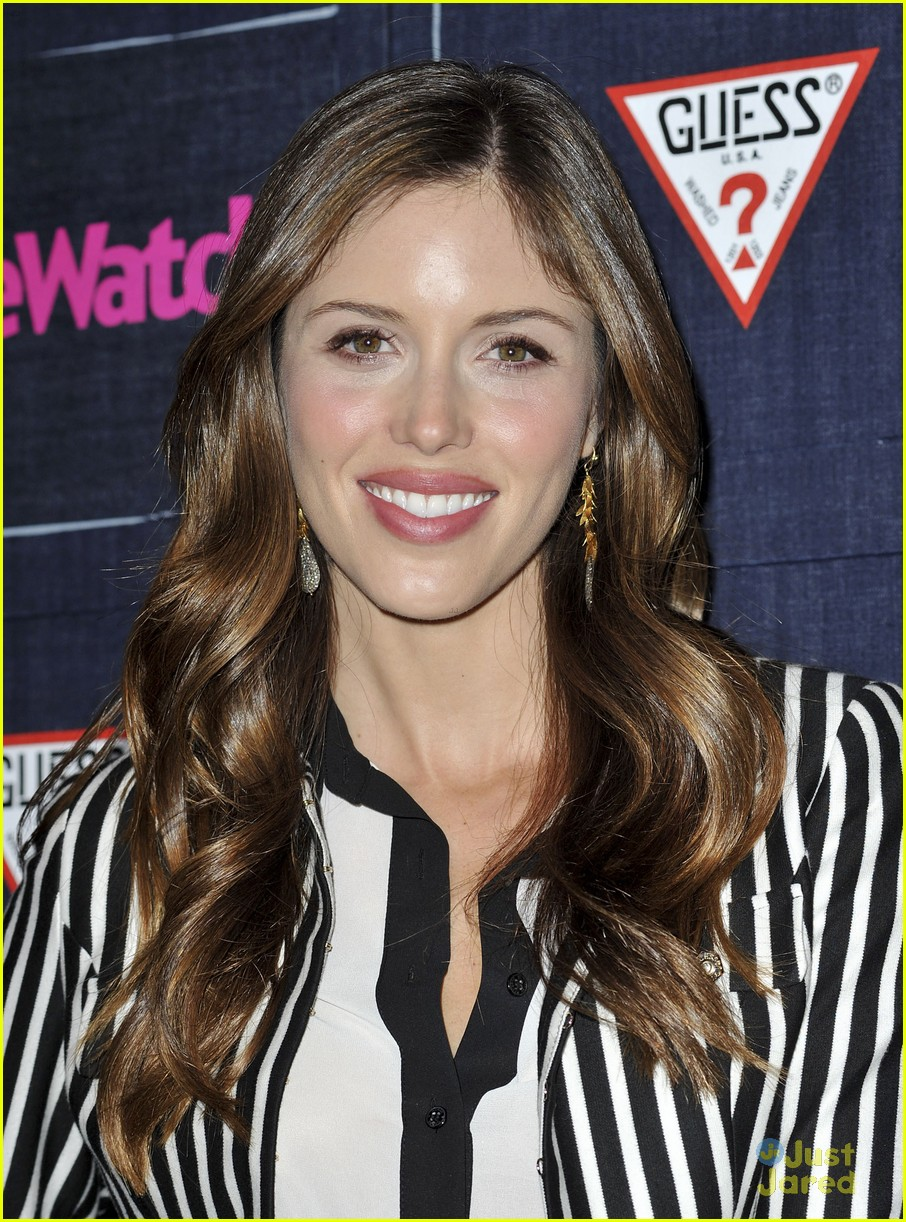 kayla ewell denim party 03
