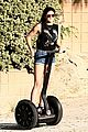 kylie jenner segway ride 02