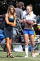 matt lanter shenae grimes 90210 flag football 06