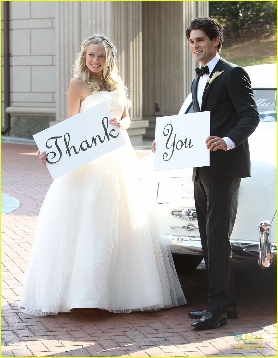 melissa ordway justin gaston married 11