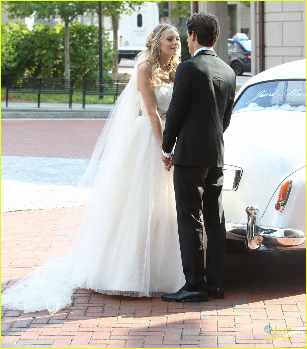 melissa ordway justin gaston married 12