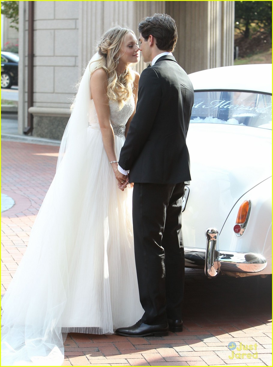 melissa ordway justin gaston married 13