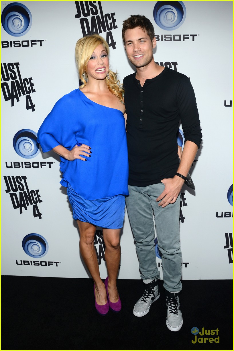 Drew Seeley & Amy Paffrath: Just Dance Duo | Photo 499671 ...