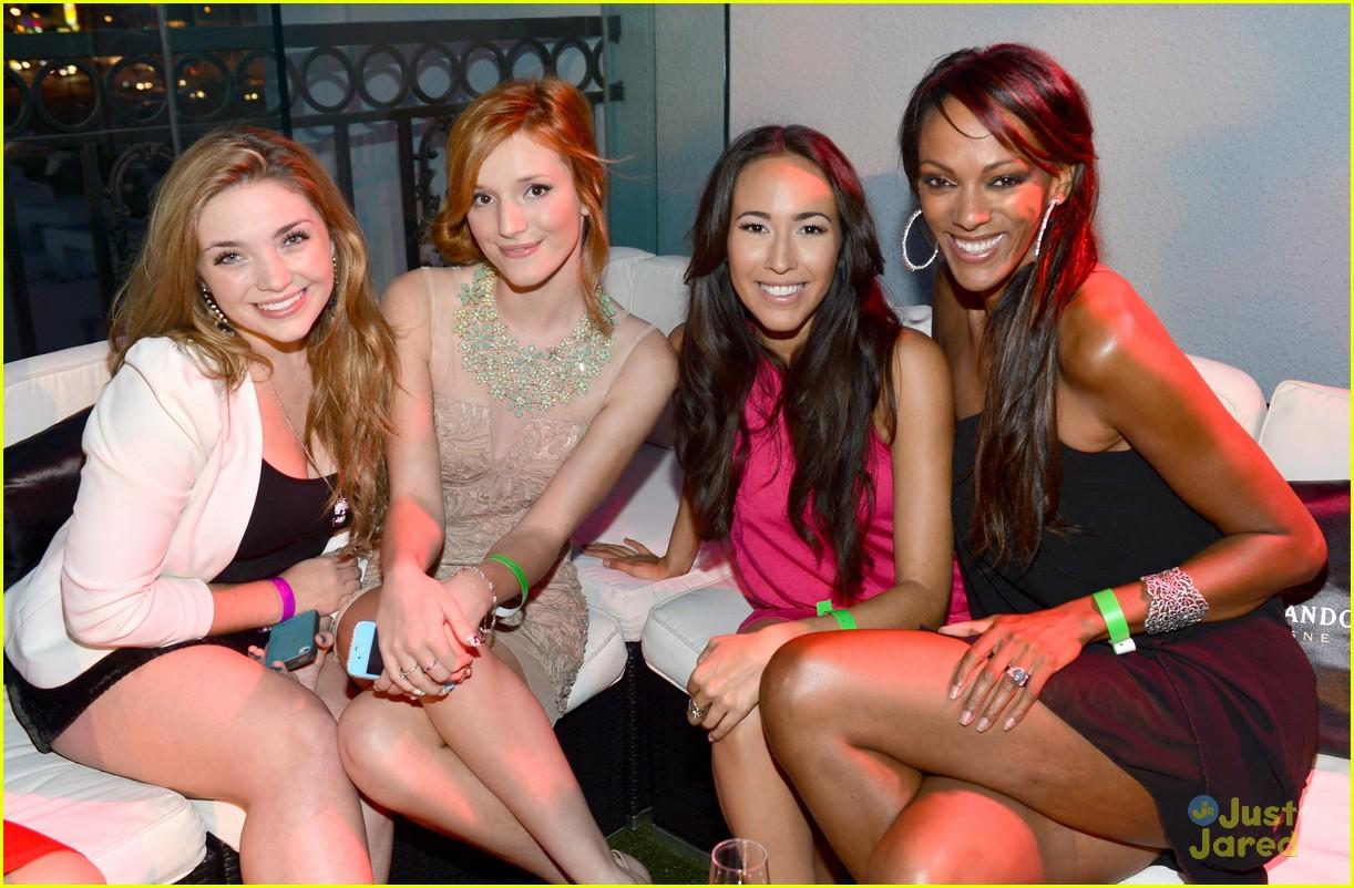 Bella Thorne Latina Magazine Party Pretty Photo 500174