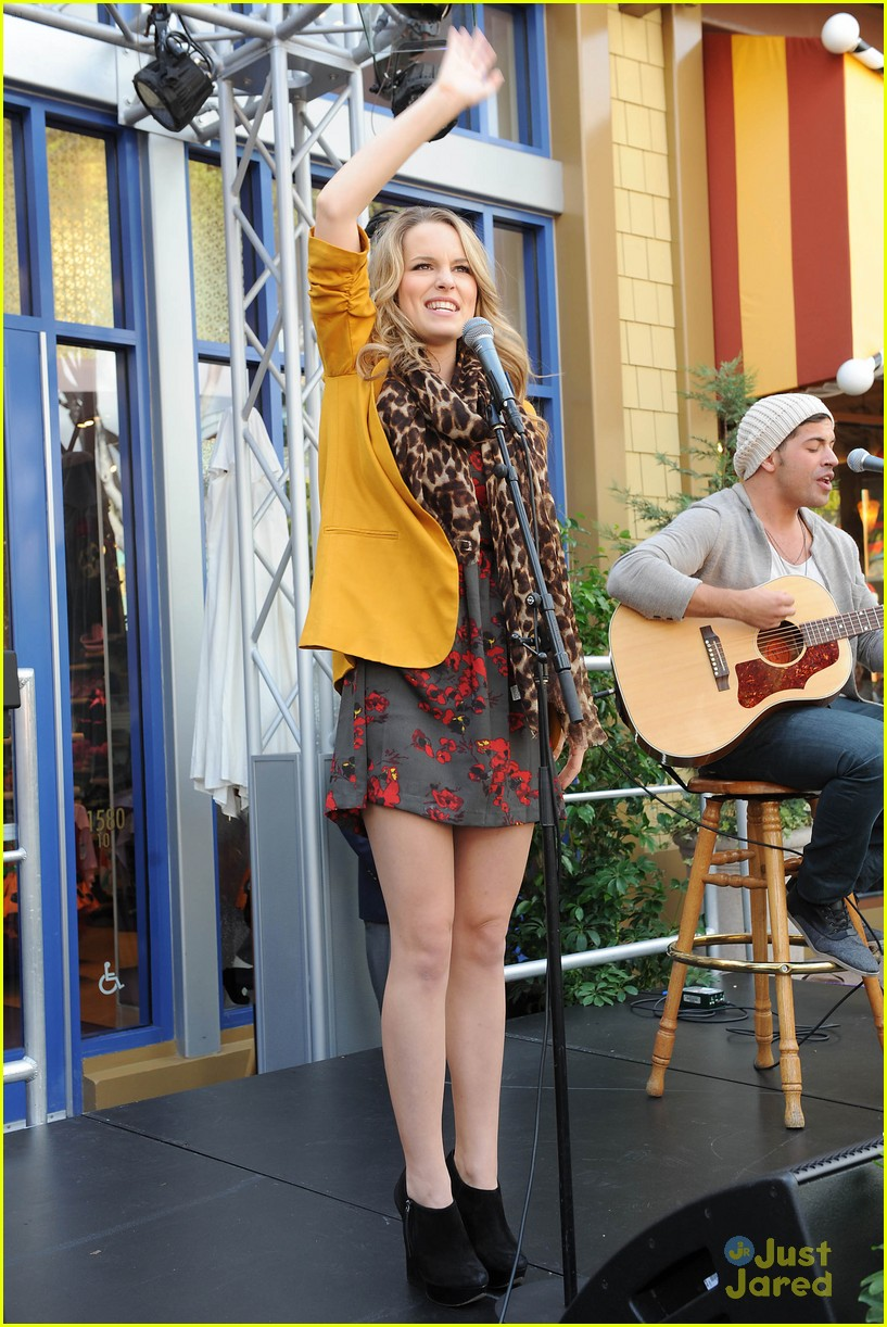 Bridgit Mendler Downtown Disney 32