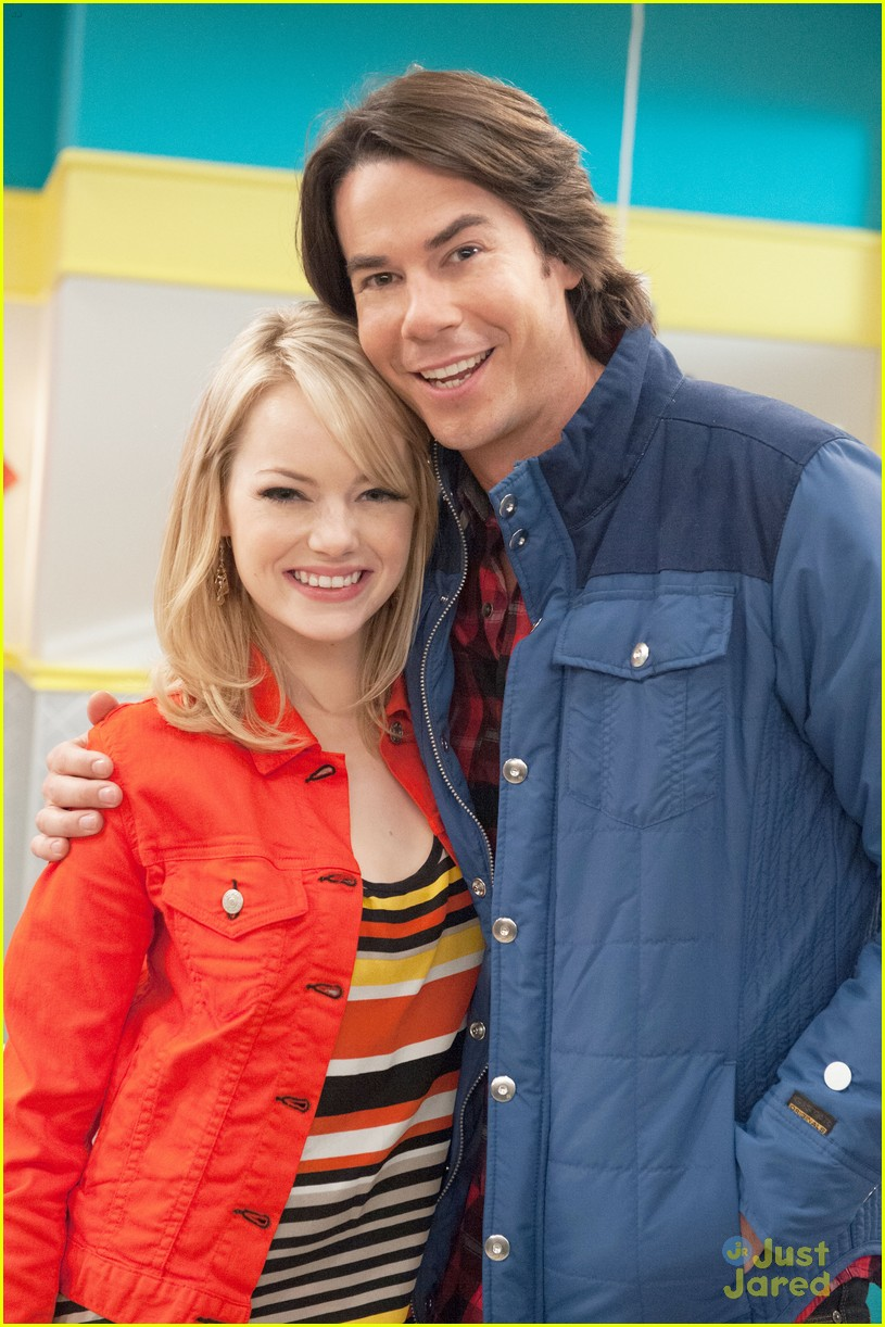 emma stone icarly first look 02