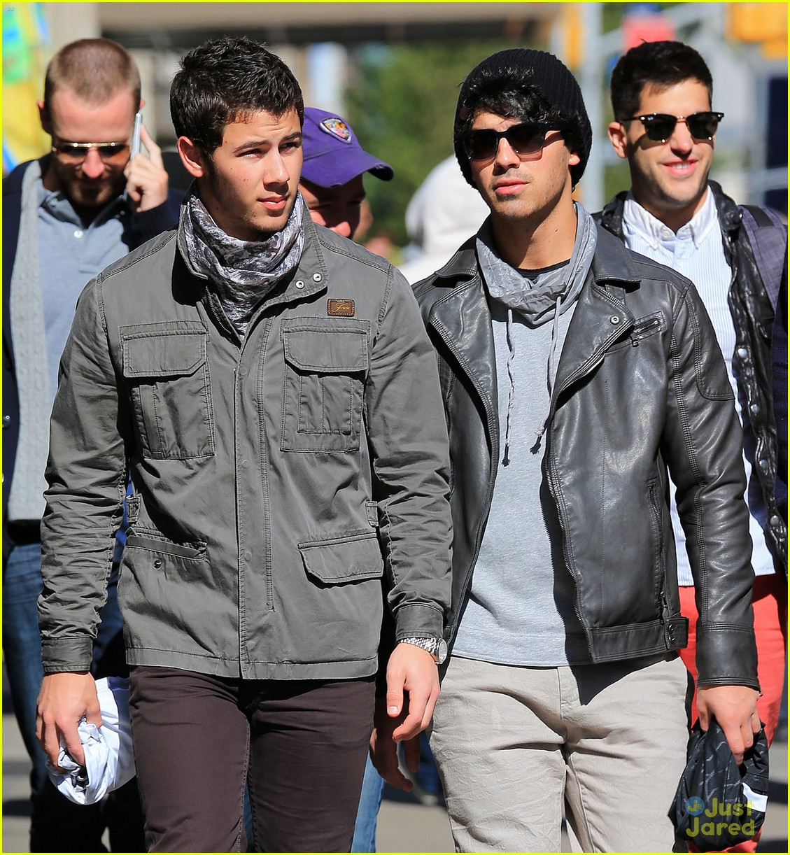 jonas brothers out new york 05